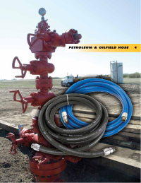 Petroleum & Oilfield Hose